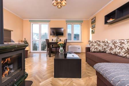 Szczawnica - Apartament z widokiem na Palenicę - Szczawnica