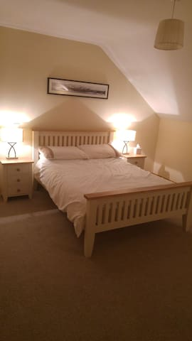 Modern Cosy En Suite Room in County Galway
