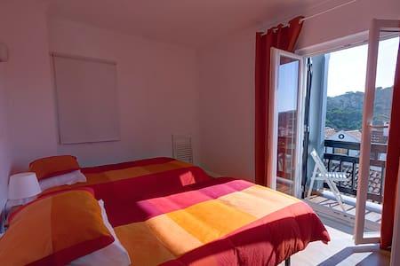 Double/Twin Room_B2 | Sea View - Sao Pedro de Moel