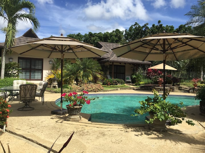 Beautiful Balinese 2, Near airport. 15 mins