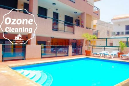💚Apartment Paradise Relax South Tenerife Pool Wif