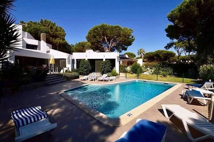 Villa de luxe confortable à proximité des Plages - Quarteira - Casa
