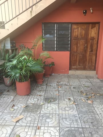 Private Comfy Apartment in Gated East Legon Home