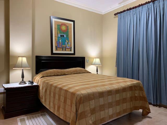 Apartamento completo de 1 habitación - Naco