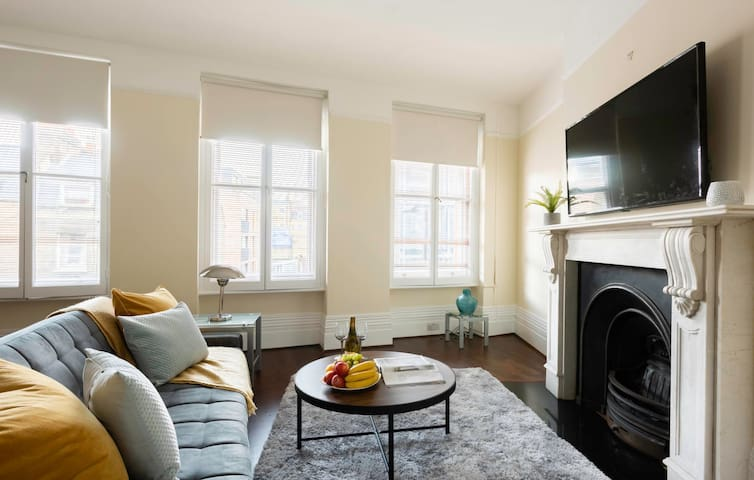 Gorgeous 2bed Apartment in Holborn 9847
