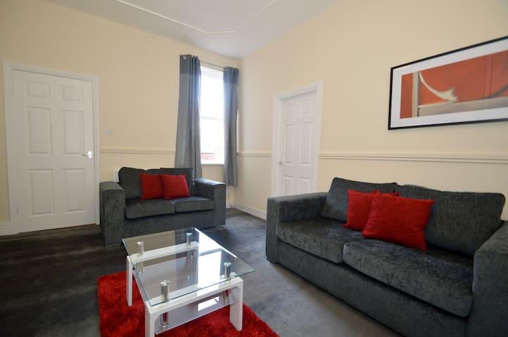 Hyde Park Apartment