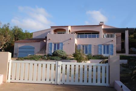 Villa familiale, Marine de Davia, L'île Rousse. - Corbara - 別荘