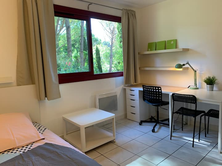 Studio+Parking Aix-en-Provence