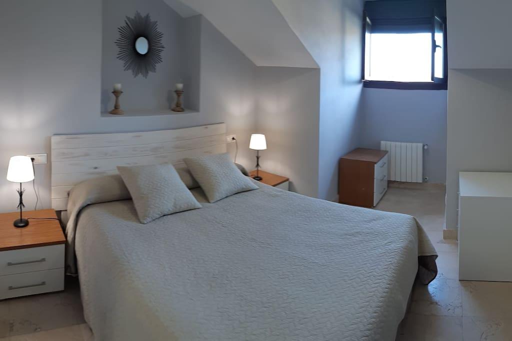 Habitación cama de 150