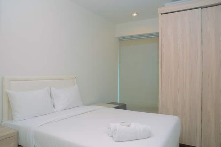 Simply Comfort Studio at Grand Kamala Lagoon Apt