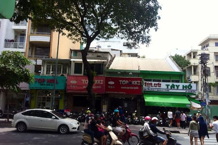 Local homestay in the center of HCMC ! - Ho Chi Minh City - Apartment