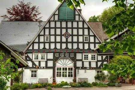 Ferienwohnung Finkenhof am Rothaarsteig - Kirchhundem - Apartment