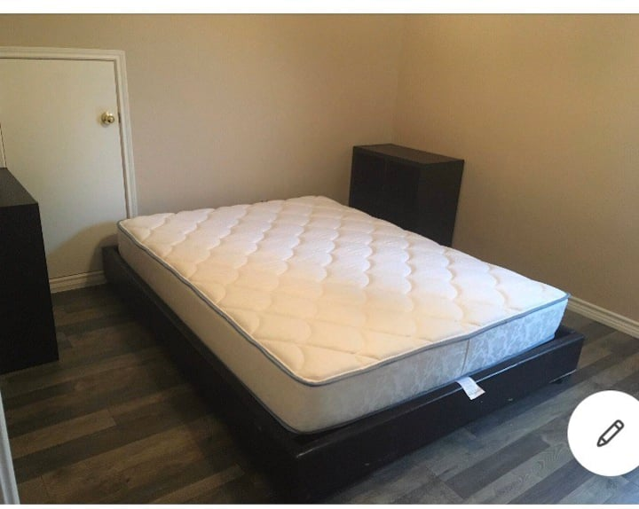 New bedroom for special guest