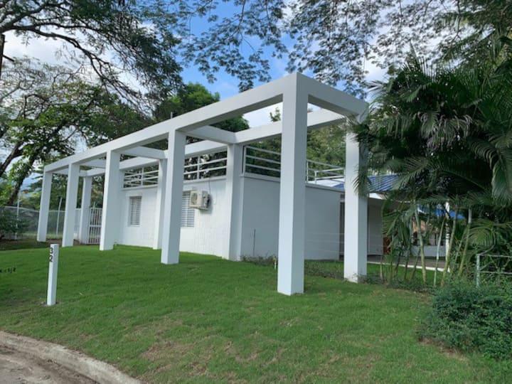 La casa de Trujillo.