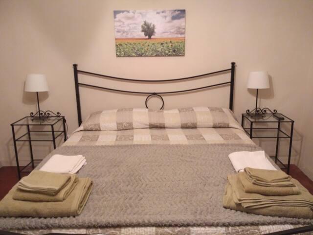 Camera doppia Gavi BeB Albiccocco - Gavi - Bed & Breakfast