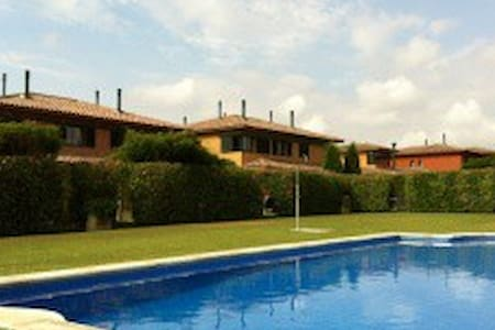 Townhouse on golf course - Vilanant - Casa