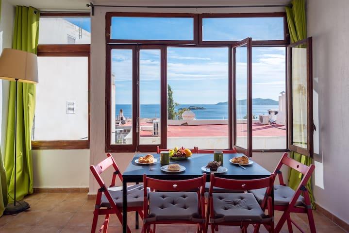 Apartamento Ibiza Ciudad con Vistas - Ibiza - Flat