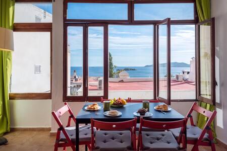 Apartamento Ibiza Ciudad con Vistas - Ibiza - Wohnung