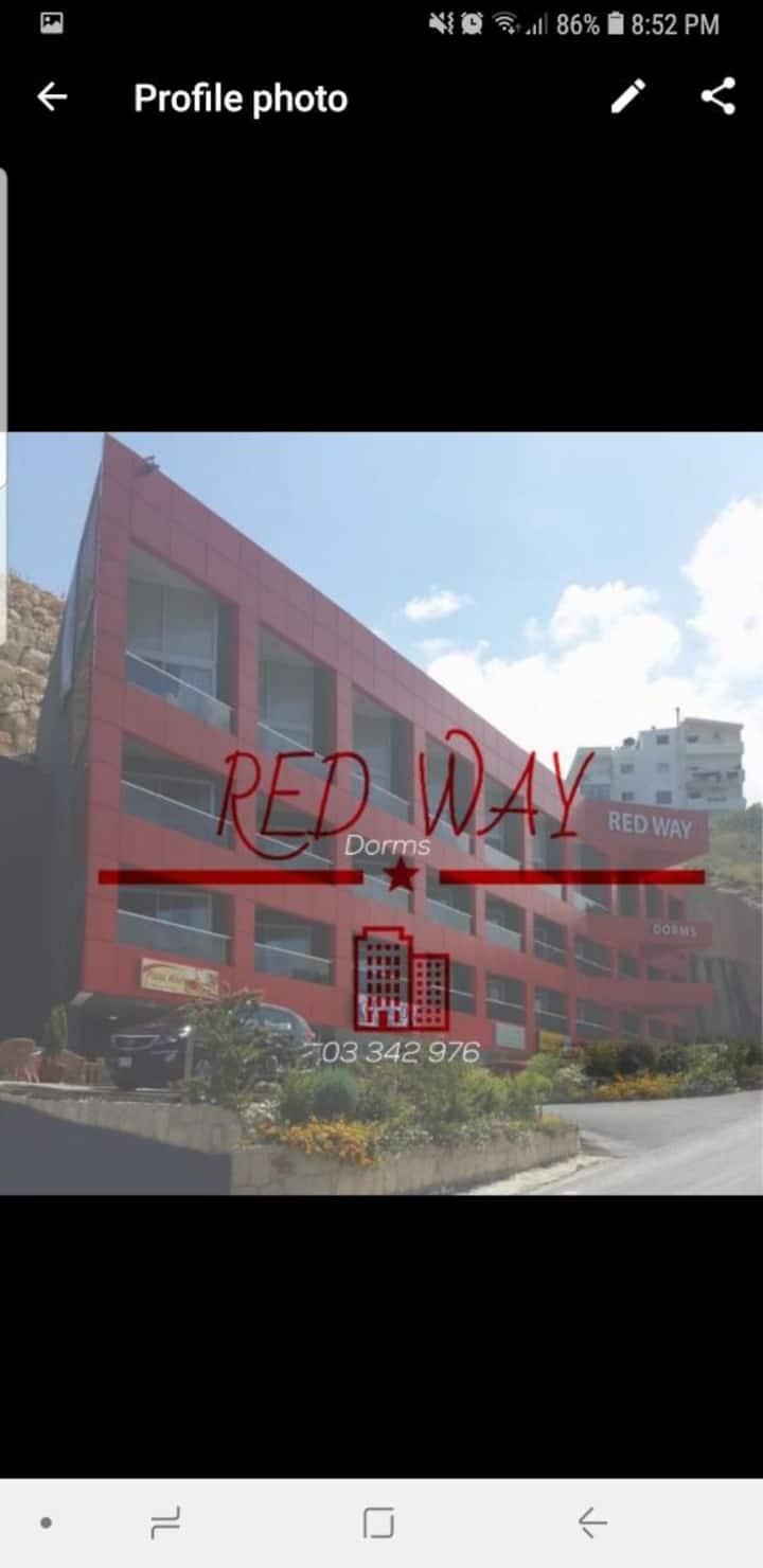 duplex in red way dorms