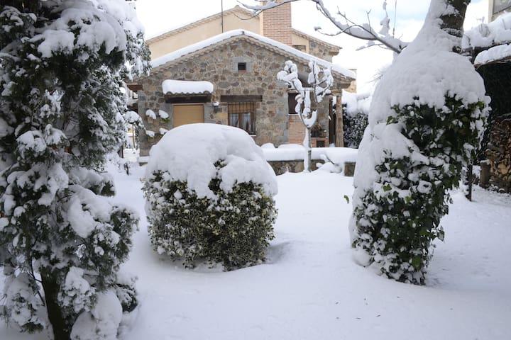 El Patio de mi Casa, un descanso  junto a  Segovia