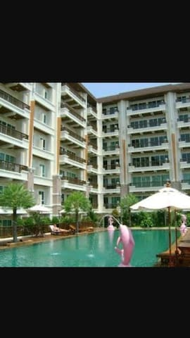 Room in the heart of patong - Patong - Huoneisto