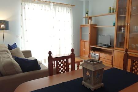 Cozy apartment in Playa San Juan