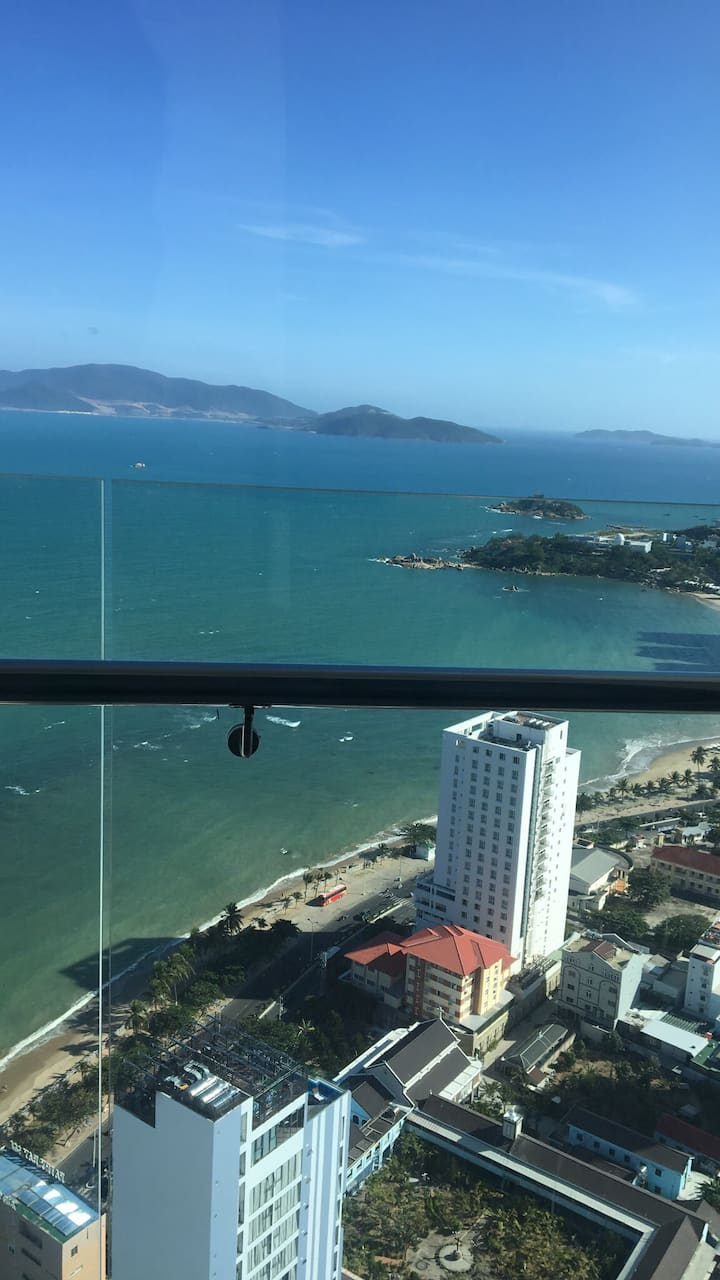 Luxury apartment sea view - Scenia Bay Nha Trang