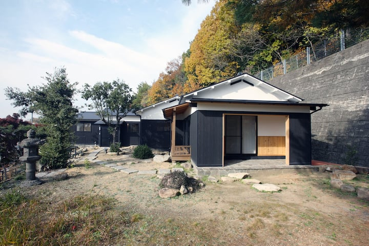 桃雉庵~TOUCHIAN~ Modern Villa of Japanese Style