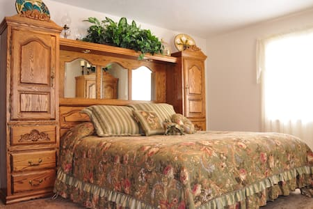 Yellowstone Home Guest Room - Island Park - House