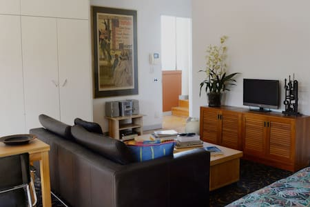 Inner warehouse apartment - Cremorne - Byt