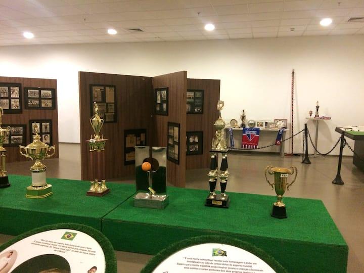 Visita ao Museu da Arena Castelão