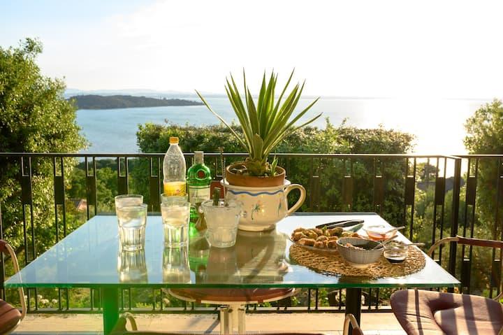 Panorami sul Lago Trasimeno