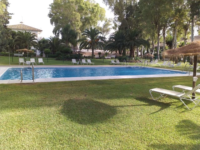 Rent Apartament for Vacations on  Puerto Banús