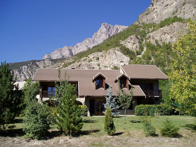 Next to Ecrins National Park - Apartment 2 - Les Vigneaux - Apartment