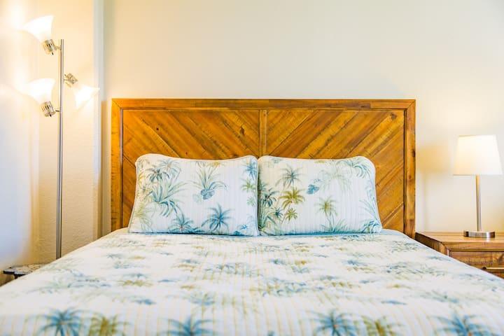 a pretty comfy bed :)