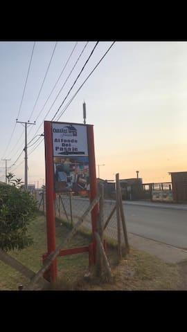 Cabañas Nicolás Rancura-Iloca