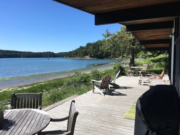 Newly Listed! Waterfront Home on Westcott Bay! (Waters Edge on Westcott Bay)