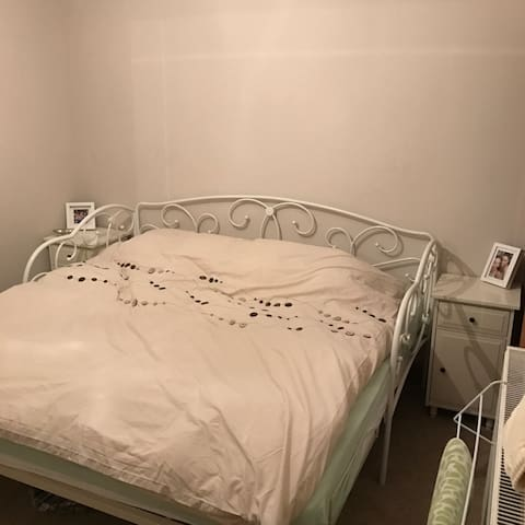 Large double room - Cookley - Dom