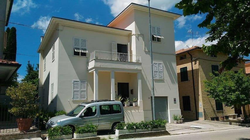 Casa Cataldi con giardino e terrazza