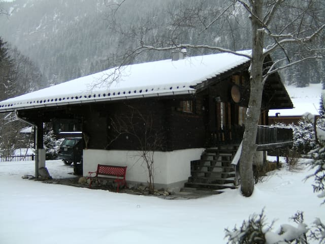 Chalet Paola - a quiet place to relax