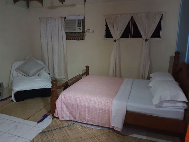 Netta's Savaii Homestay Double Double Room