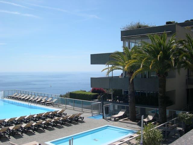 Costa Plana 4/5 personnes/terrasse/vue mer/parking
