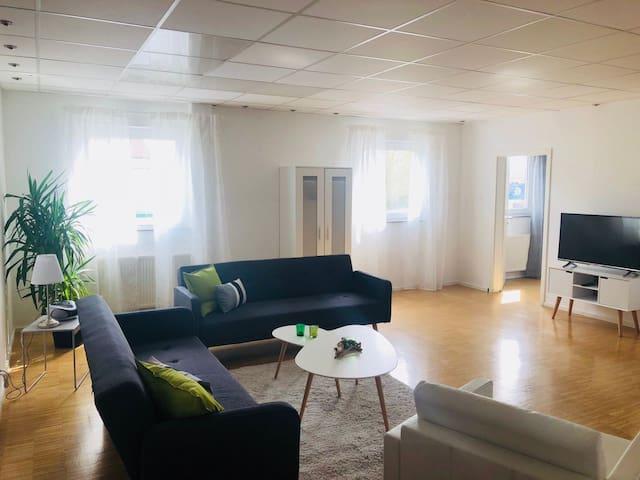 135 qm Wohnung am Bodensee mit Küche - ruhige Lage