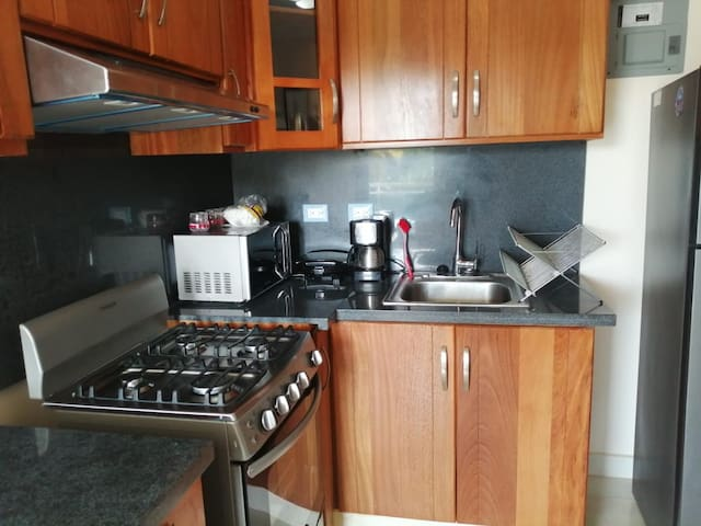 Spacious 1 bedroom apartment with terrace