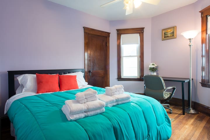 Near subway Savin hill-cozy and comfort(#2)