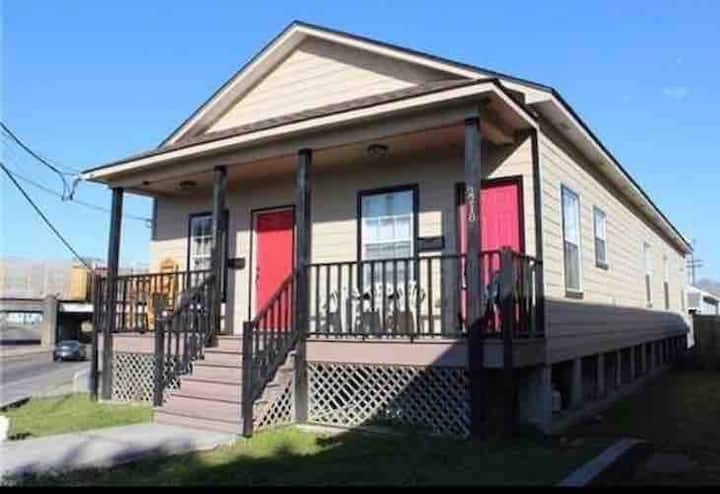 ✨Charming 1BR New Orleans House in Mid-City