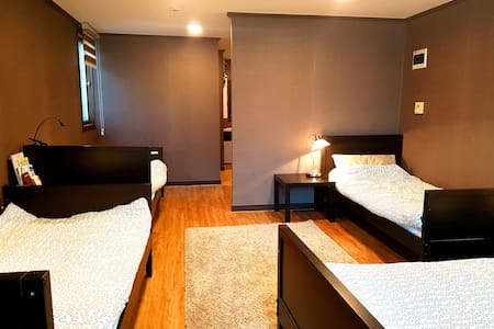 4 single bed