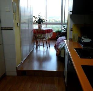 BIG BEDS NICE ROOMS  SANTIAGO WAY - Ponferrada - Apartment