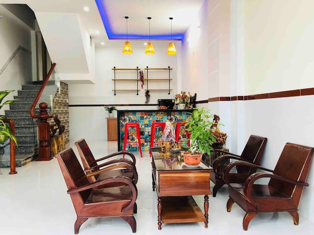 Coastal Quy Nhơn Homestay, cozy, near beach