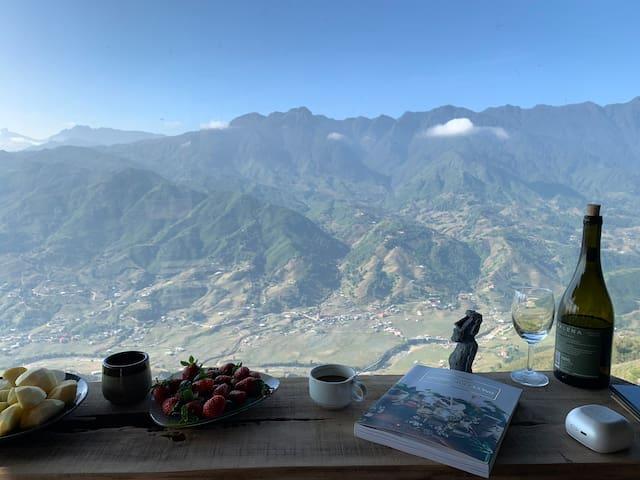 Enjoy the super nice view at Sapa - Nice-homestay